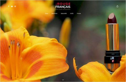 Le rouge français site internet